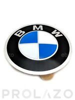 GENUINE BMW STEERING WHEEL Emblem 45mm Adhesive 1 3 5 6 7 Z3 Z4 X5 36131181082