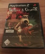 Wallace & Gromit In Project Zoo (Sony PlayStation 2, 2003, DVD-Box)
