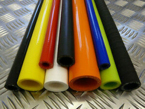 1 Metre Oil Breather Straight Silicone Hose Universal Silicone (6mm > 45mm) Roos
