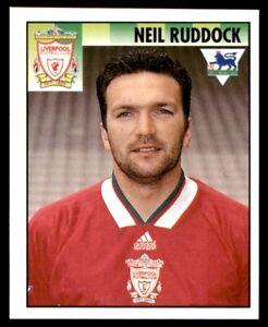 Merlin Premier League 95 - Neil Ruddock Liverpool No. 248
