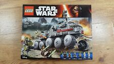 LEGO Star Wars 75151 Clone Turbo Tank (2016) | New, Unopened, Good Condition