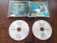 Radiorama - Greatest Hits and Remixes ZYX Music 2x Cd Perfetti
