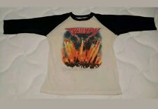 Triumph World Tour Jersey Shirt 1986 1987 Aces High Camo 80s Iron Maiden Ozzy