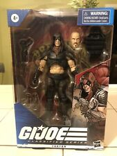 Gi Joe Classified Series Zartan
