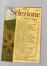 selezione dal reader digest - agosto 1953