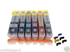 Refillable ink cartridges for Canon PGI-250 CLI-251 MG6320 MG7120 MG7520 iP8720