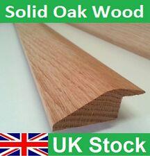 800mm Solid Oak Threshold Door Bars for Carpets/ Tiles/ Laminate/ Wood Flooring