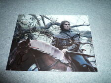 SAM CLAFLIN signed Autogramm 20x25 cm In Person SNOW WHITE AND THE HUNTSMAN