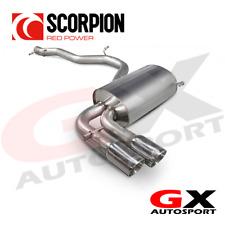Saus 074 Scorpion Échappement Audi S3 8P 2006-2012 nonres CATBACK