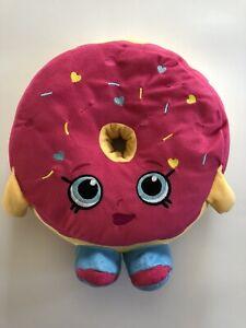 Shopkins Parche Fiesta TELA FQ//METRO de personajes de dibujos animados de compras Moose Toys lindo