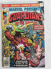 Marvel Presents #9 (Feb 1977, Marvel) Vol #1 Newsstand Fine-