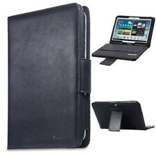 Black Removable Bluetooth Keyboard PU Leather Case for Samsung Galaxy Tab 3 10.1