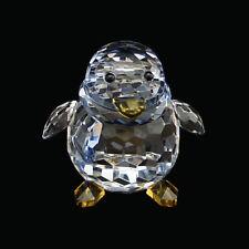 Penguin blue Austrian crystal figurine ornament sculpture RRP$229