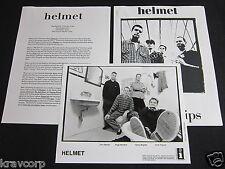 HELMET 'AFTERTASTE' 1997 PRESS KIT—PHOTO