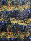 """The National Park Series 2296 Ro Gregg Northcott Fabric Sequoia 3 1/2 Yd X 40"""""""