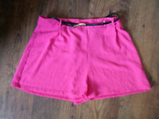 New Look Polyester Shorts for Women