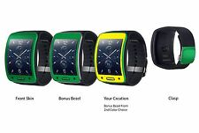 Samsung Gear S Watch Skin Kits Antimicrobial Matte Series by Junglewrap