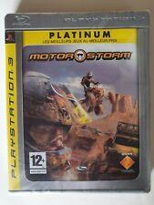 MotorStorm -- Platinum Edition (PS3) - Francais Edition [New & Sealed]