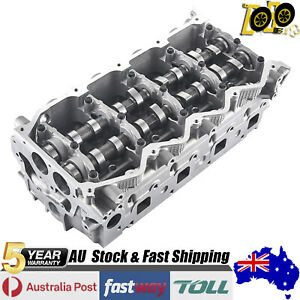 YD25 Full Cylinder Head for Nissan X-TRAIL (T30) 2.2L w/ camshaft 647263 &Valves