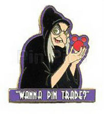 Disney  Villain Snow White Hag Wanna Trade  Pin/Pins