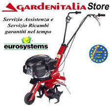 Motozappa a benzina Eurosystems La Zappa motore 4 tempi Loncin 123 MADE IN ITALY