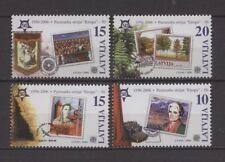50 Jahre Europamarken - Lettland - 652-655 ** MNH 2006 (001)