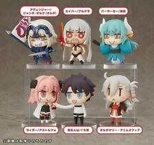6pcs/set Astolfo Sabe Trading Fate/Grand Order PVC Figure Toy New Loose Vol.2