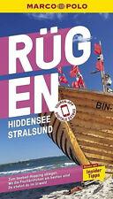 MARCO POLO Reiseführer Rügen, Hiddensee, Stralsund - Aktuelle Ausgabe 2020