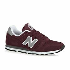 New Balance Ml373 Footwear Trainers - Burgundy All Sizes