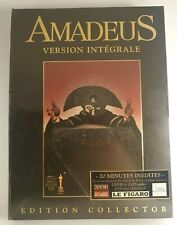 """Wolfgang Amadeus """"Mozart"""" [2 dvd + 2 cd]Version Intégrale Edition Collector Neuf"""