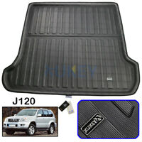 Rear Trunk Tray Boot Liner Cargo Mat Floor For J120 Land Cruiser Prado 2003-2009