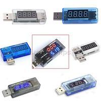 USB Charger Doctor voltmeter ammeter Amp Voltage Tester Detector New