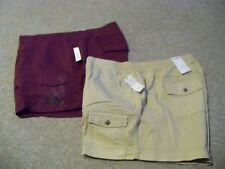 Sonoma lot of 2 pair shorts size 24W new with tags very nice