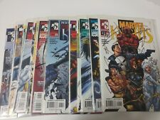 Spiderman Comic Lot Marvel Knights Spiderman 1-15 NM Bagged and Boarded