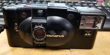 Olympus XA 35mm Rangefinder Film Camera w/ A11 Flash