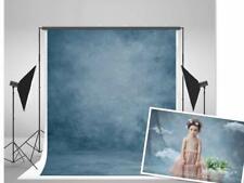WaW Large Photography Backdrops Gradient Blue Studio Photo Background Model 3x2m