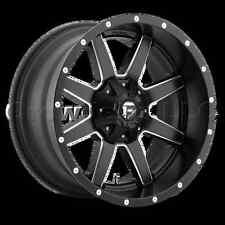 FUEL  20 x 12 Maverick Car Wheel Rim 5x5.5 5x150 Part # D53820207047