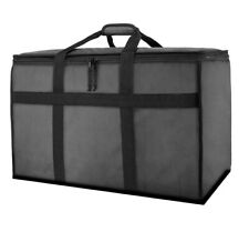 Ubereats,Doordash, Postmates. Commercial GradeInsulated Food Delivery Bag.