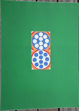 LEVEE John - Lithographie lithograph signée numérotée MOMA New York **