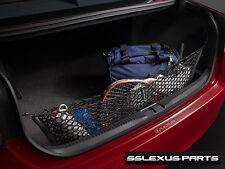 Lexus GS350 GS450H GSF (2013-2017) OEM Genuine Trunk CARGO NET PT347-30120