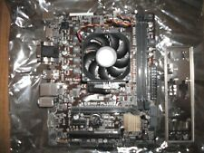 Asus motherboard A68HM-Plus AMD 3 CPU AMD 3.8 MHz Duel Core