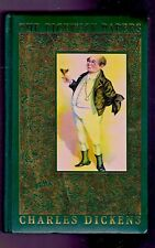 """Charles Dickens. THE PICKWICK PAPERS. Trident Press """"Historical Reprint."""""""