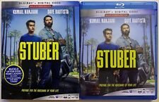 STUBER BLU RAY + SLIPCOVER SLEEVE MULTI-SCREEN EDITION FREE WORLD WIDE SHIPPING