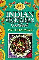 Curry Club Indian Vegetarian Cookbook By Pat Chapman