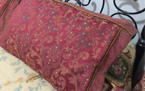 Rose Tree 1-Ruby Red Standard/Queen Bed Sham