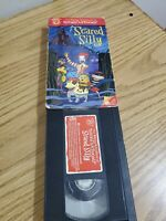 The Wacky Adventures of Ronald McDonald Scared Silly VHS