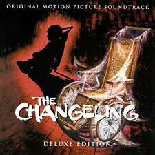 CHANGELING / ORIGINAL MOTIO...-CHANGELING / ORIGINAL MOTION PICTURE SOUND CD NEW