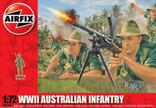 Australian Military Personnel Airfix Toy Soldiers 21-50