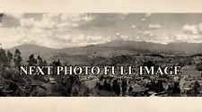 "Pasadena California 1910 Vintage Panoramic Photograph Photo Panorama 40"" Long"
