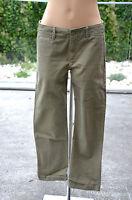 RALPH LAUREN - Très joli pantalon vert - TAILLE 36 - USA 26-  EXCELLENT ÉTAT